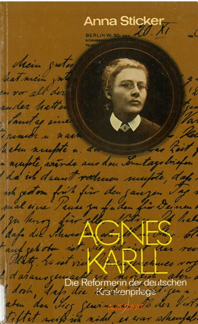 Agnes Karll Buch Cover